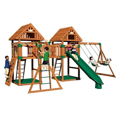 Backyard Discovery Kings Peak All Cedar Swing