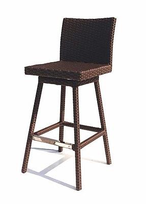 ElanaMar Designs Sonoma 30'' Patio Bar Stool