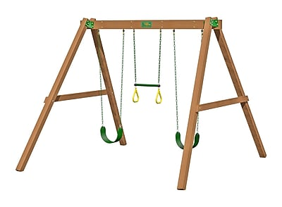Creative Playthings Classic Swing Beam Swing Set