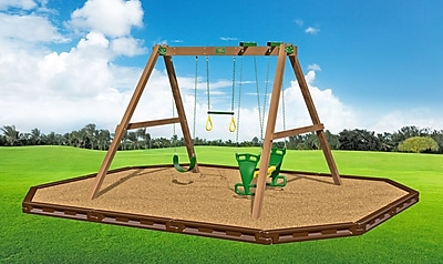 Creative Playthings Classic Deluxe Swing Beam Swing