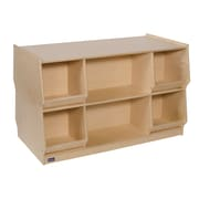 Steffy 6 Compartment Cubby