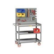Little Giant USA Mobile Steel Top Workbench