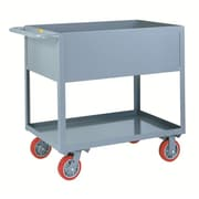Little Giant USA Deep Shelf Steel Utility Cart