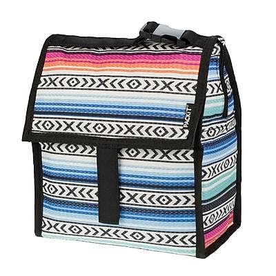 PACKiT Freezable Lunch Bag, Fiesta (PKT-PC-FIE)
