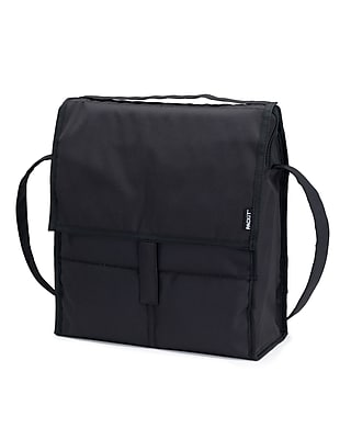 PACKiT Freezable Picnic Bag, Black (PKT-SC-BLA)