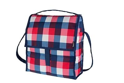 PACKiT Freezable Picnic Bag, Buffalo Check (PKT-SC-BUF)