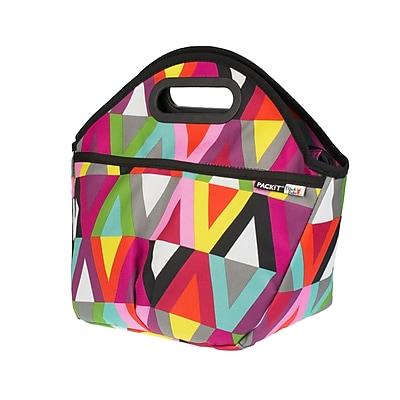 PACKiT Freezable Traveler Lunch Bag, Viva (PKT-TV-VIV)