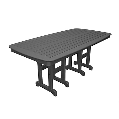 Trex Yacht Club Dining Table; Stepping Stone