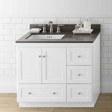 Ronbow Shaker 36'' Single Bathroom Vanity Base