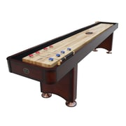 Playcraft Playcraft Georgetown Cherry Shuffleboard Table; 31'' H x 144'' W x 24'' D
