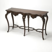 Butler Wentworth Console Table; Plantation Cherry