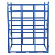 Vestil 60'' x 48.5'' x 48'' 7.7 K Long Bar Pigeon Hole Rack