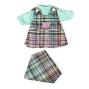"Miniland Educational Bib skirt 12 5/8"" /Polybag, Multicolored (31623)"