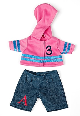 Miniland Educational Jeans Set (8 1/4
