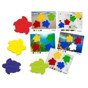 Miniland Educational Math Turtles, Multicolor (31797)