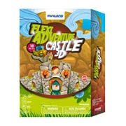 Miniland Educational Flexi Adventure - Castle 3D, Multicolor (35261)