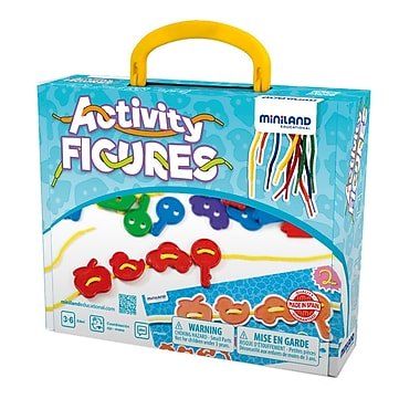 Miniland Educational Activity Figures, Multicolor (45302)