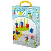 Miniland Educational Abacolor Maxi, Multicolor (45309)