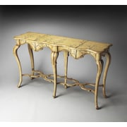 Butler Wentworth Console Table; Winter Forest