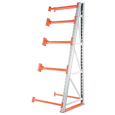 Vestil Add-On Reel Rack; 97.5'' H x 48'' W x 36'' D