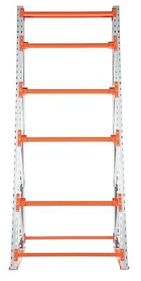 Vestil Starter Kit Reel Rack; 121.5'' H x 51.63'' W x 36'' D