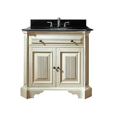 Avanity Kingswood 37'' Single Bathroom Vanity Set