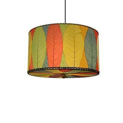 Eangee Home Design Drum Small Multi Pendant -Multicolor (497 Sm)