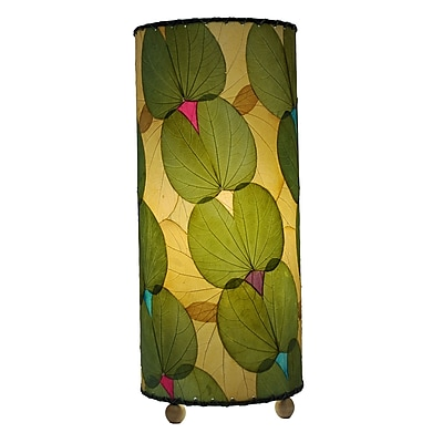Eangee Home Design Butterfly Alibangbang Leaf Table Lamp -Green (479-G)