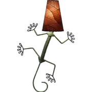Eangee Home Design Gecko Wall Sconce -Burgundy (396-Xbu)