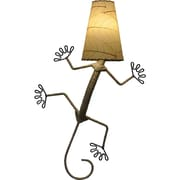 Eangee Home Design Gecko Wall Sconce -Natural (396-Xn)