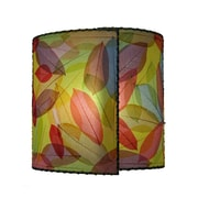 Eangee Home Design Wrapped Multi Wall Sconce -Multicolored (523-M)