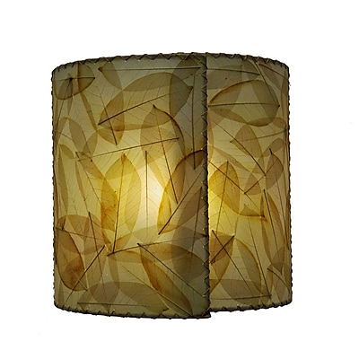 Eangee Home Design Wrapped Natural Wall Sconce -Natural (523-N)