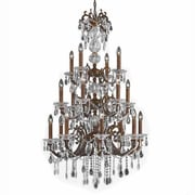 Lumenno Incandescent Chandelier - Bronze Finish With Gold/Silver Wash (1005-03-18)