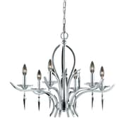 Lumenno Incandescent Chandelier - Chrome Plated Finish (2003-03-06)