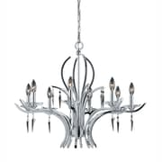Lumenno Incandescent Chandelier - Chrome Plated Finish (2003-03-08)