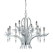 Lumenno Incandescent Chandelier - Chrome Plated Finish (2003-03-12)