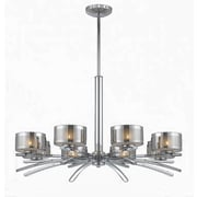 Lumenno Xenon Chandelier - Chrome Plated Finish (2008-03-08)