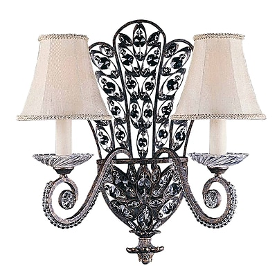Lumenno Incandescent Wall Sconce - Bronze (1004-00-02)