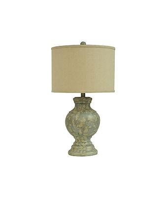 Aurora Lighting 1-Light Incandescent Table Lamp - Antique Pottery (STL-CST065282)