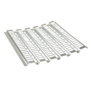 Vestil Decking Open-Area Pallet Rack; 1.5'' H x 120'' W x 38.5'' D