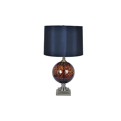 Aurora Lighting 1-Light Incandescent Table Lamp - Soft Brass (STL-CST074956)