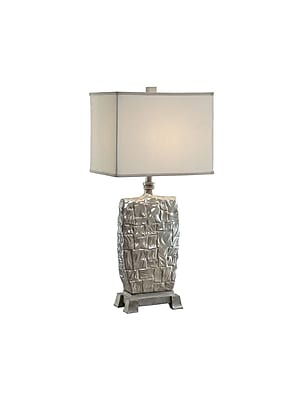 Aurora Lighting 1-Light Incandescent Table Lamp - Opal Cream (STL-CST059304)