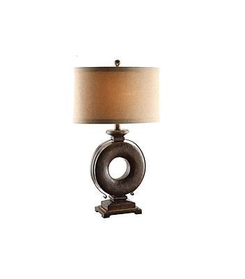 Aurora Lighting 1-Light Incandescent Table Lamp - Golden Nugget (STL-CST049305)