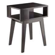 Winsome Thompson End Table, Espresso Finish, (92417)