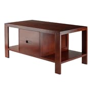 Winsome Bora Coffee Table, Walnut Finish, (94738)