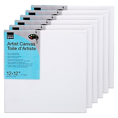 Artists Canvas 3/4