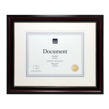 Kiera Grace Lucy Document Frame, 11