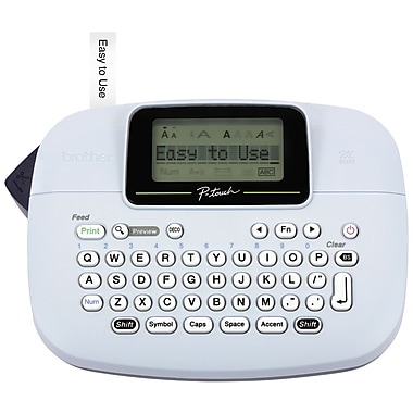 brother pt-m95 p-touch labeller | staples
