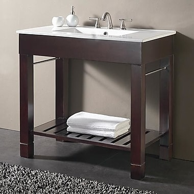 Avanity Loft 37'' Single Bathroom Vanity Set