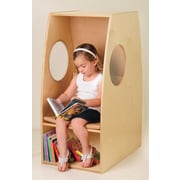Constructive Playthings Nestled Nook Shelving Unit
